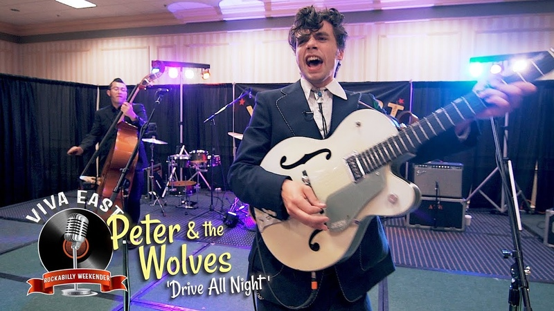 'Drive All Night' PETER THE WOLVES (Viva East) BOPFLIX sessions