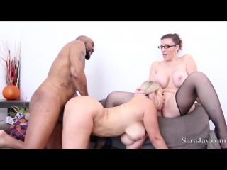 Sara Jay Nina Kayy [milf fuck sex porno]