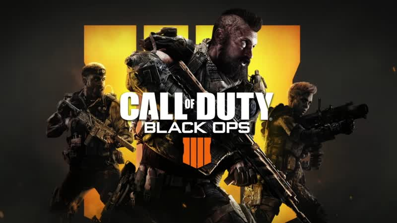[Call of Duty: Black Ops 4] Тасчим Kappa | twitch.tv/sodiet