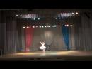 24 - Вариация из балета Лебединное Озеро Анастасия Клесова, средняя группа