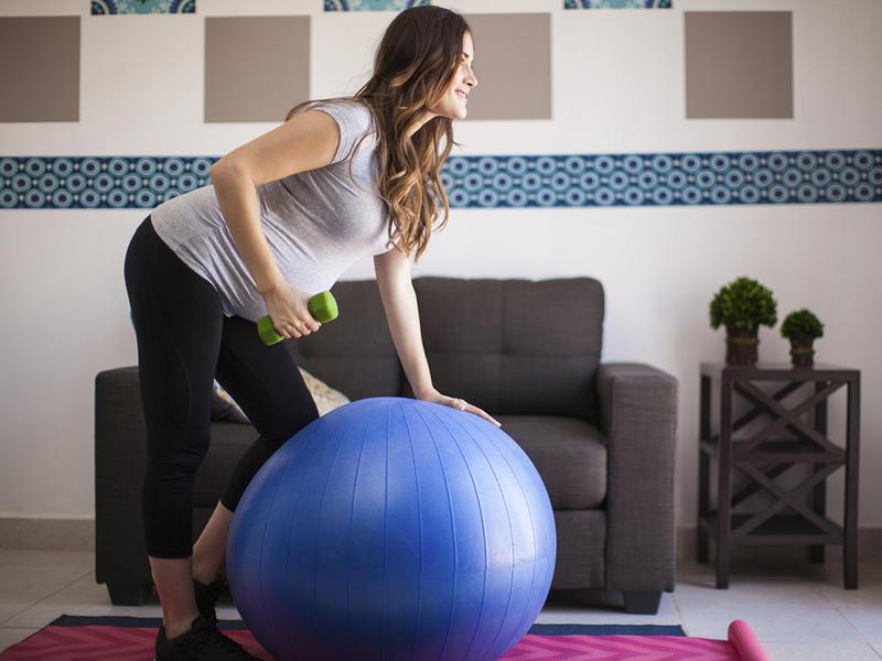 Пренатальные занятия для беременных
