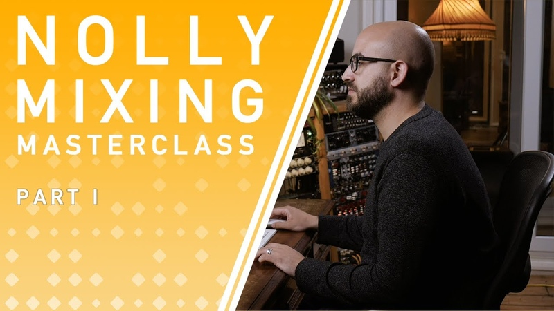 Adam Nolly Getgood Mixing Masterclass part 1 of 2 Master bus and drums