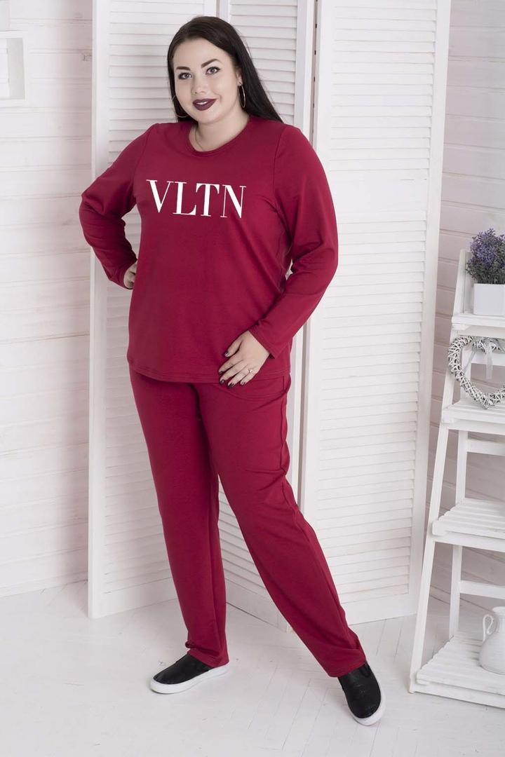 Спортивный костюм большого размера Freestyle-VLTN SIZE+: СПОРТИВНЫЕ КОСТЮМЫ