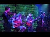 Gypsy Jazz -- Clair De Lune -- Ryhthm Future Quartet