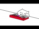 Bongo Cat knows only 5 notes but still fire asf 2 mp4