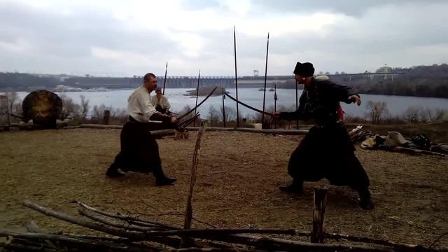 Cossacks are harsh in battle, but kind-hearted in not fighting
