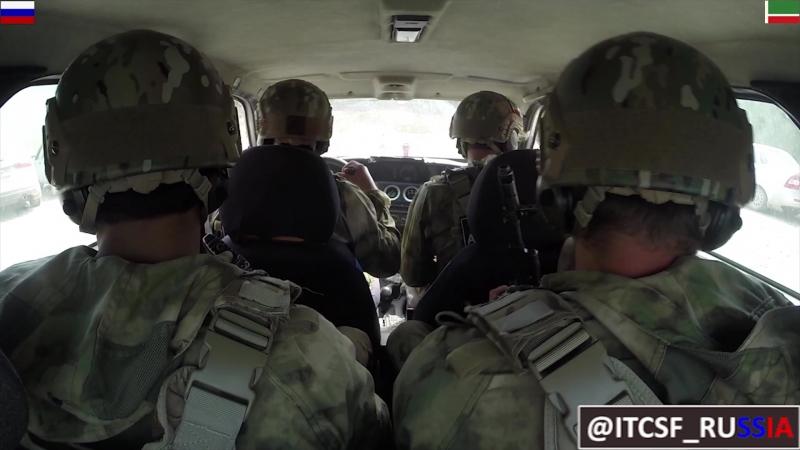 Упражнение приора IV Открытый чемпионат по тактической стрельбе среди силовых спецподразделений