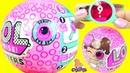 КУКЛЫ ПУПСИКИ ЛОЛ ДЕКОДЕР 4 СЕРИЯ ШПИОНОВ Lol Surprise Baby Sisters Series 4 - My Toys Pink
