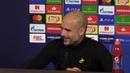 Pep Guardiola Previews Lyon Match - Latest Sports News 2018