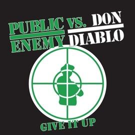 Public Enemy альбом Give It Up
