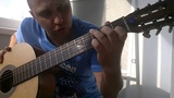 Уроки гитары.Led Zeppelin-Babe I'm Gonna Leave You.Вступление