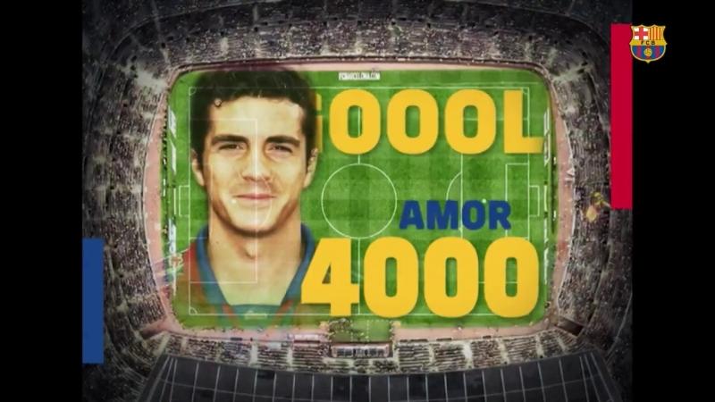 Месси забил 6000 гол Барселоны