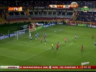 EL 2010-11. Galatasaray - OFK Beograd (full)