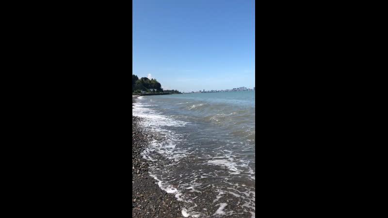 Чёрненькое море 🌊