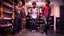 Les Twins - Meet Greet Dance with Brand New Mind @ Vlado Footwear