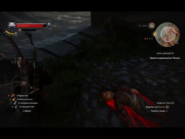 The Witcher 3 Тирион Ланнистер - пасхалка
