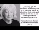 Politiker Deutschfeindliche aussagen