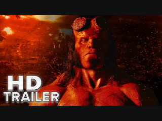 HELLBOY - Official Trailer (2019)