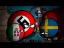 Альтернативное Прошлое Европы с 1936 [№1] (CountryBalls) Нацистский Вирус в Европе
