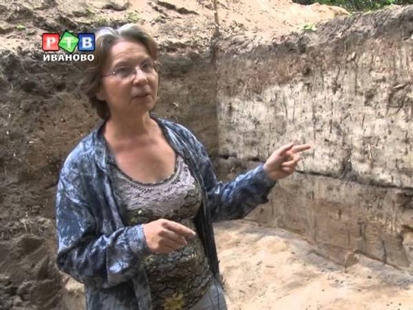 Уникальные находки раскопок Шуйского городища