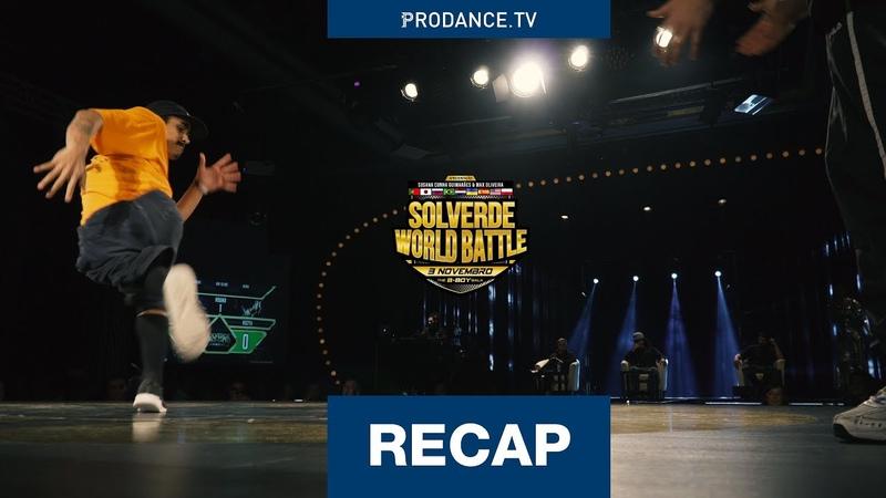Solverde bboy Gala 2018 | RECAP