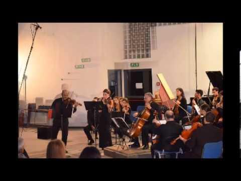 Vivaldi Concerto in D Minor RV 565 Largo e spiccato