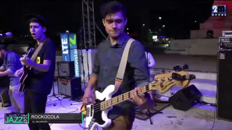 Rockocola - Jazz Fest - Welcome y Freeroad