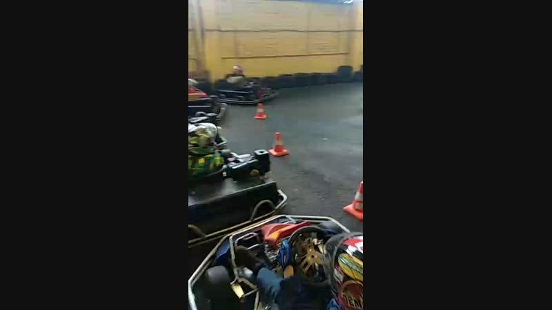 Corsa KartingБрянск vs Смоленск