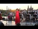 «Кино и джаз». Оркестр Олега Лундстрема и Мари Карне. Живой концерт в Парке «Зарядье» (15 сентября 2018 г.)