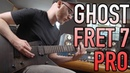 Chapman Guitars Ghost Fret Pro 7 Pete Cottrell