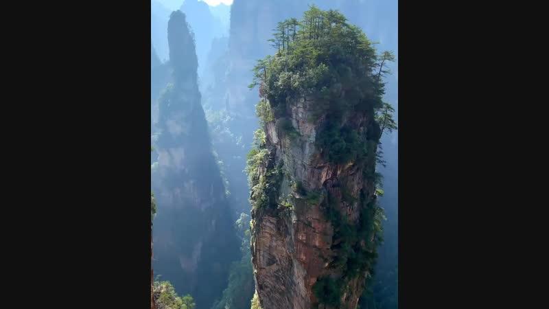 Национальный парк Китая