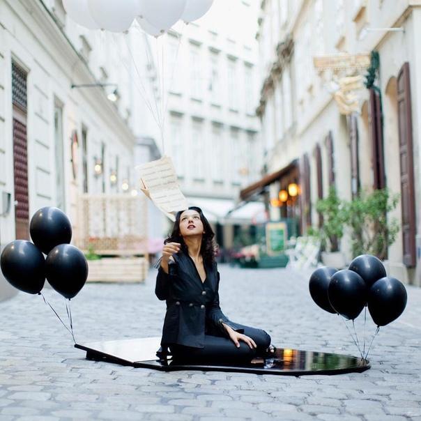Хатия Буниатишвили  грузинская пианистка, одна из самых молодых звёзд мира классической музыки