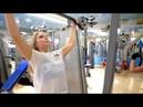 Сафонова Мария. Инструктор тренажерного зала Велнес Парк.