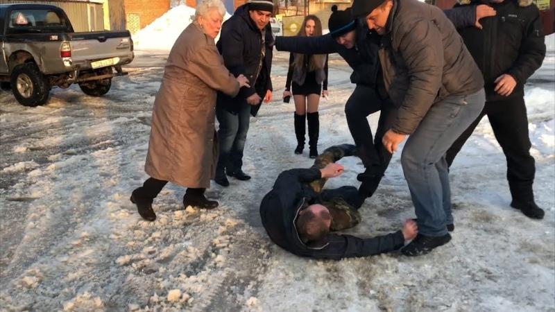 Страх и ненависть в Воронеже