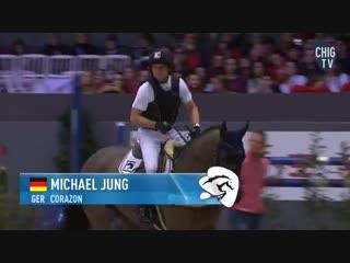 Padraig McCarthy Wins Indoor Cross Country at CHI Geneva + Replay