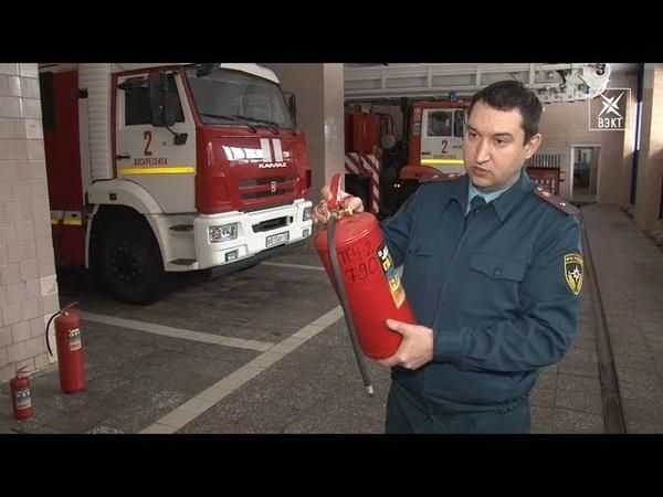 Сгорели две иномарки и частный дом Сотрудники ОГПН еще раз рассказали зачем нужен огнетушитель