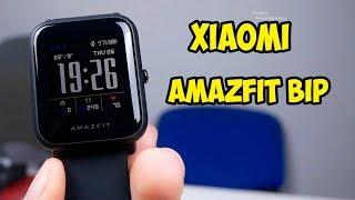 Смарт часы Xiaomi Amazfit Bip. Замена Xiaomi Mi Band 2