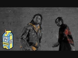🎥 Премьера клипа! J.I.D x J. Cole - Off Deez [Рифмы и Панчи]