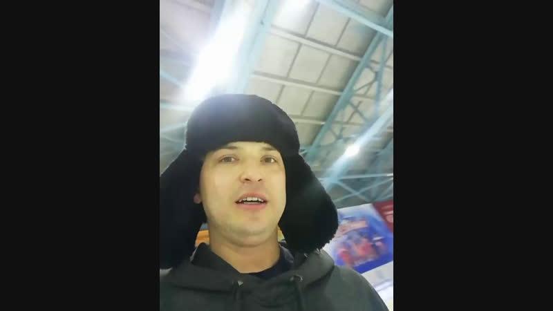 Алихан Сагатов Live