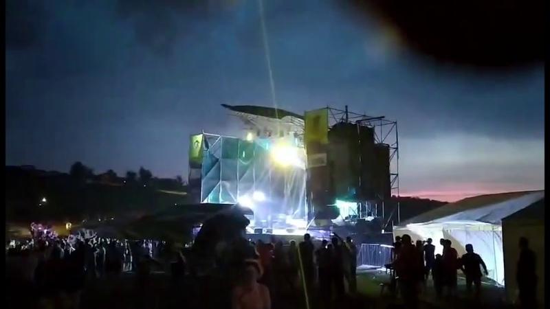 Стихійне лихо на Kozak Fest 2019