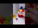 Играем с паровозиком, учим фигуры и цвета. Видео для малышей.Видео мультик.