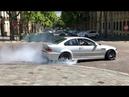 BMW M3 E46 terrorizing Paris ( HD )