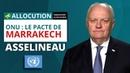 ONU : Le Pacte de Marrakech - François Asselineau