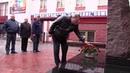 Возложение цветов к памятнику пожарным и спасателям Крыма