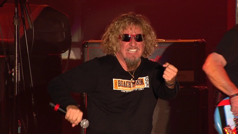 Chickenfoot Rocklahoma Festival 2012 HD720