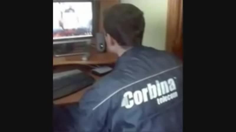 Звонок в Corbina telecom