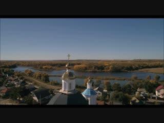 Белый храм  (Покровский кафедральный собор г.Урюпинск)