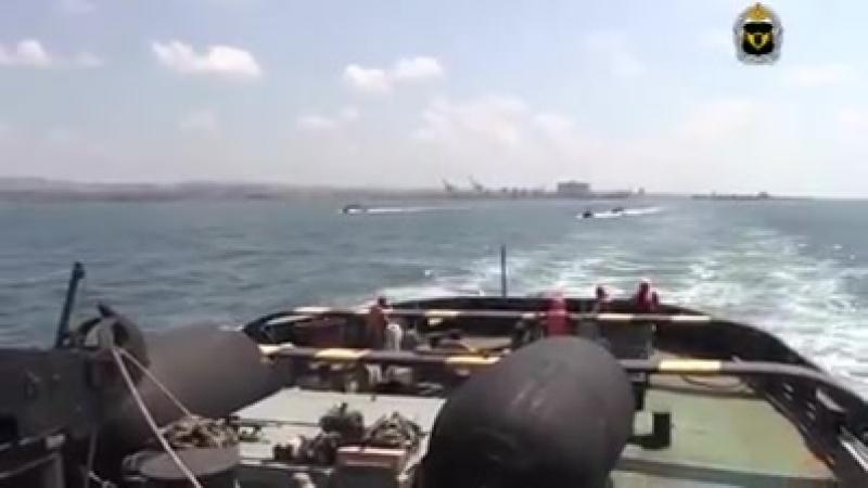 Учения Сил специальных операций в Средиземном море