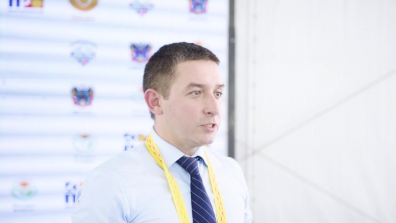 Олег Александров   Молодые аграрии   2018