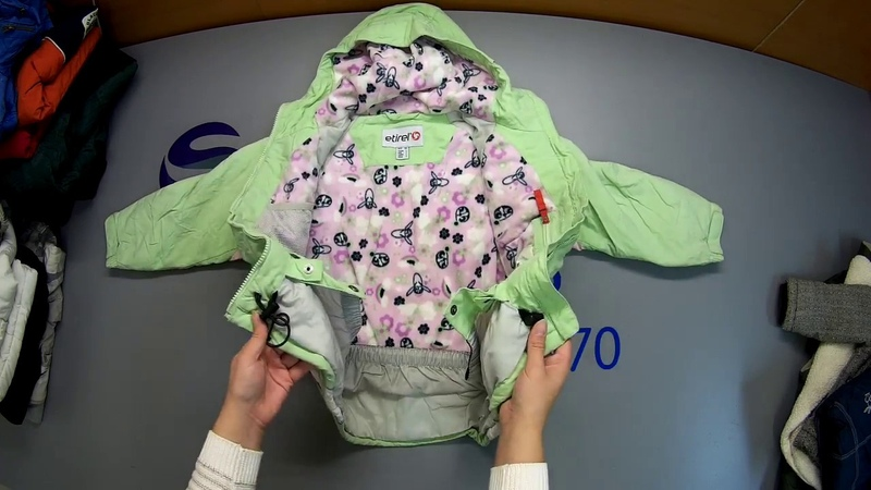 СЕКОНД ХЕНД Арт. Д7 Уп. №2 Куртки детские 1 сорт, Голландия. Сст 161 ред